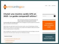 montrecardiogps.fr