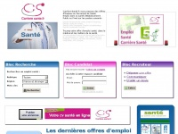 carriere-sante.fr