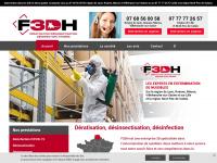 f3dh.fr Thumbnail