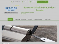 Serrurier-berthier-saintmaurdesfosses.fr