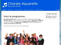 Chorale-aquarelle.ch