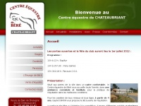 Centre-equestre-chateaubriant.fr