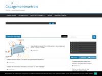 Cepagemontmartrois.fr