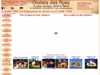 Chalets-ayes.fr