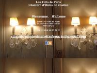 Chambrehotesparis.fr
