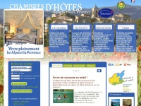 Chambres-hotes-alpes-provence.fr