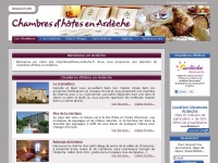 Chambresdhotes-ardeche.fr