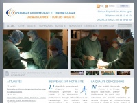 Chirurgie-orthopedique-agen.fr