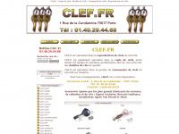 clef.fr