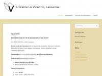 librairielevalentin.ch