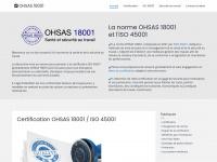 ohsas-18001.fr