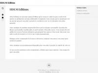 hdlm-editions.net