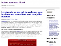 Info et news en direct | Agregateur rss d'information