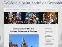 Collegiale-saint-andre-grenoble.fr