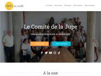 Comitedelajupe.fr