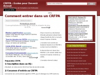 Commentdeveniravocat.fr