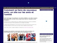 Commentsefairedesamis.fr