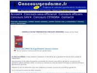 concoursgendarme.fr