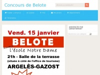 Concours-de-belote.fr