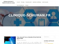 clinique-schuman.fr