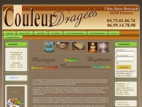 Couleur-dragees.fr