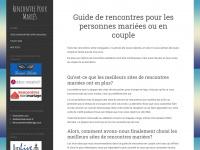 Rencontre-pour-maries.fr