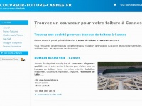 Couvreur-toiture-cannes.fr