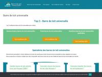 barre-de-toit-universelle.fr