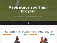 aspirateur-souffleur-broyeur.fr