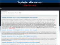 tapissierdecorateurparis.fr
