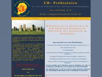 ubprehistoire.free.fr
