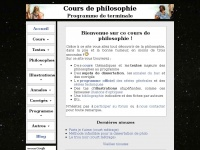 Coursphilosophie.free.fr