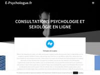 E-psychologue.fr