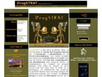 Laurent Laniel - DrugSTRAT - Drugs&Strategy - Homepage