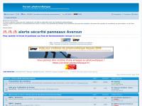 forum-photovoltaique.fr