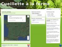 Cueillette-a-la-ferme.fr