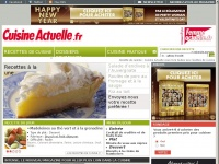 cuisineactuelle.fr Thumbnail