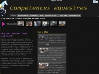 Competences-equestres.fr