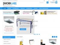 mobilier-de-laboratoire.fr