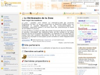 dictionnairedelazone.fr
