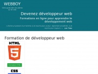 Webboy.fr