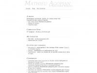 Agopian.info