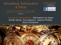 amadeus-antiquaire-paris.fr