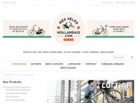 mes-velos-hollandais.com