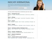 indicatif-international.com