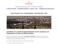 appartement-pontarlier.fr