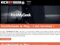 kickmygeek-lemag.com