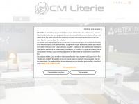 cm-literie.com