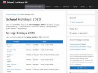 schoolholidays-uk.co.uk