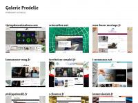 galerielapredelle.fr